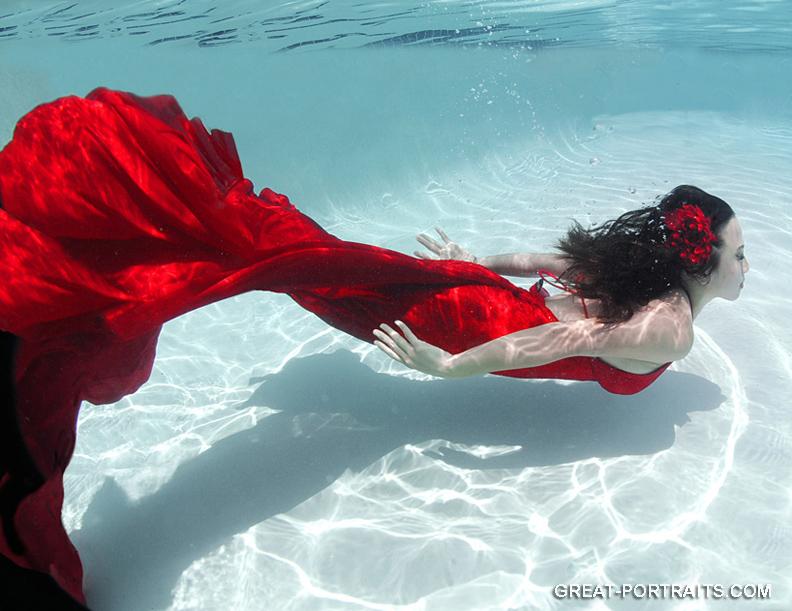 Underwater fashion6