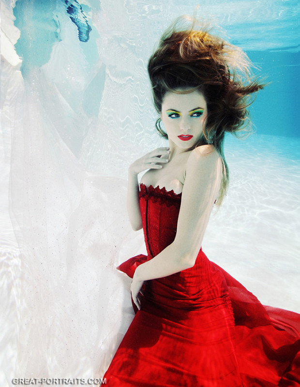 Underwater fashion3