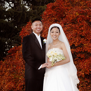 Cathedral Wedding – Fairmont Hotel