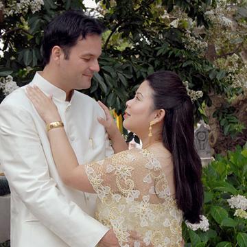 Thailand Wedding Photography – Buddhist wedding